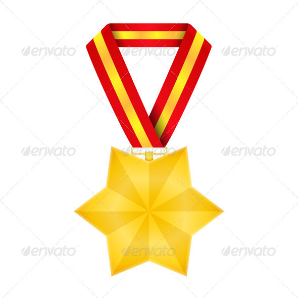 Medal - Objects Vectors