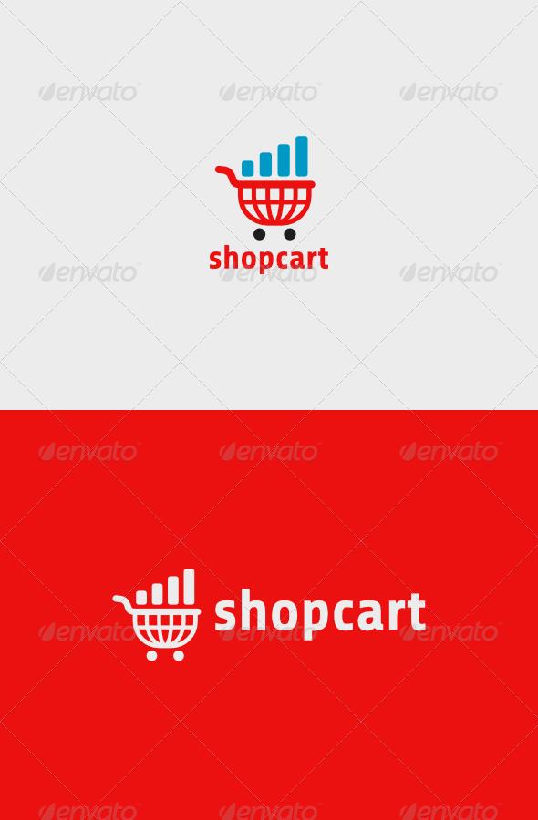 Shop Cart Logo - Objects Logo Templates