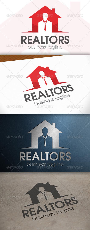 Realtor Logo - Buildings Logo Templates