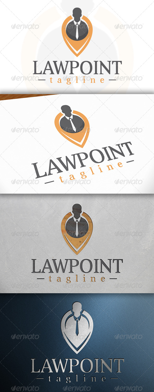 Law Locator Logo - Humans Logo Templates