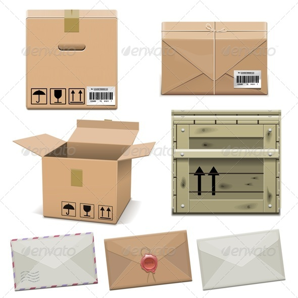 Package Icons - Industries Business