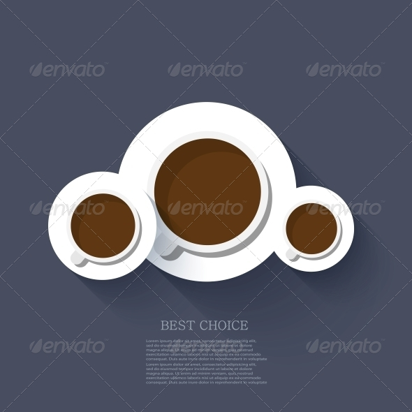 Coffee Background - Food Objects