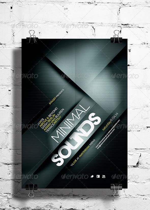 Minimal Sound Vol. 01 - Clubs & Parties Events