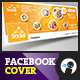 Social Facebook Cover 1 - GraphicRiver Item for Sale
