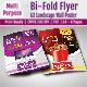 Multi Purpose Bi-Fold Flyer & A3 Poster - GraphicRiver Item for Sale