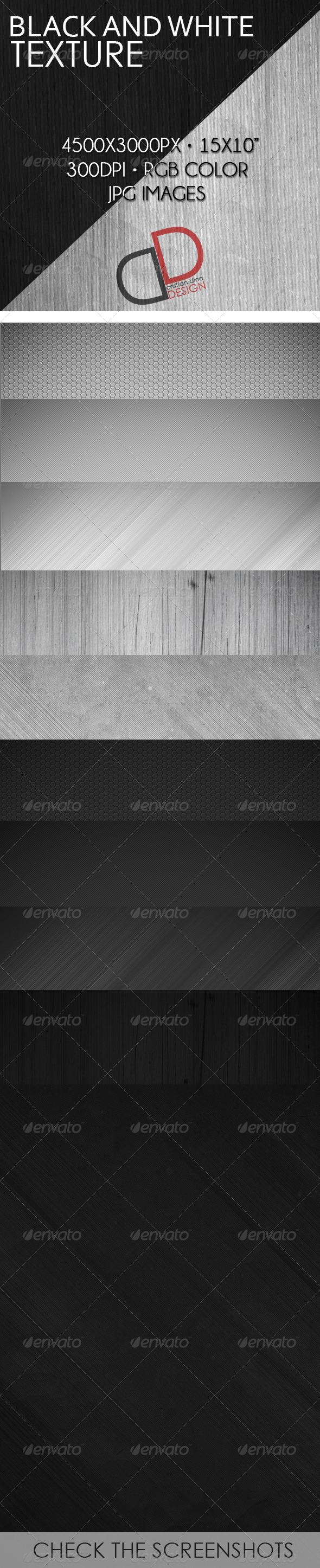 Black and White Texture - Miscellaneous Textures