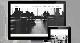 One Page Parallax Templates