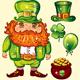 St. Patrick's Day Leprechaun - GraphicRiver Item for Sale