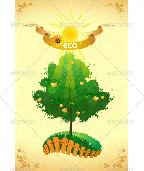 Ecology of the Environment - Nature Conceptual