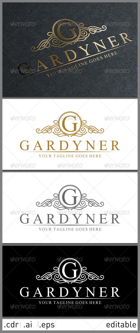 Gardyner Logo Template - Crests Logo Templates
