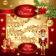 Christmas illustration with nutcracker - GraphicRiver Item for Sale