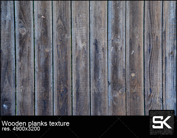 Old Wooden Boards - Wood Textures
