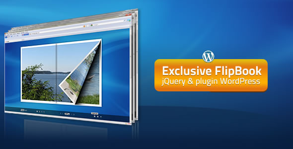 Exclusive FlipBook WordPress Plugin - CodeCanyon Item for Sale