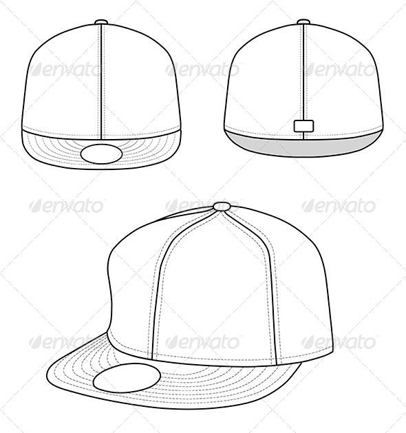 Rap Cap - Man-made Objects Objects