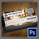 Artistic Painting Business Card - GraphicRiver Item for Sale
