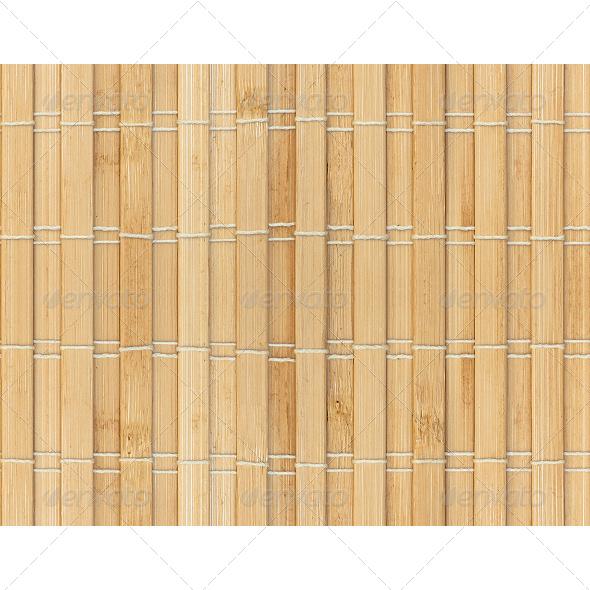 Wood Bamboo Texture - Wood Textures