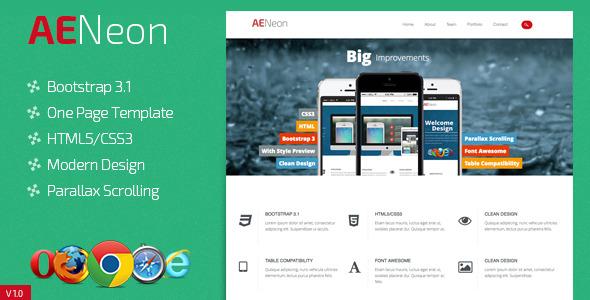 AENeon - Modern Design