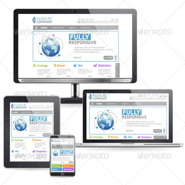 Responsive Web Design - Web Technology