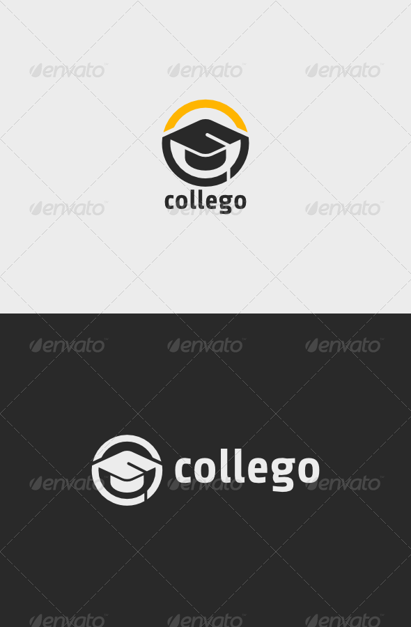 College Education Logo - College Logo Templates