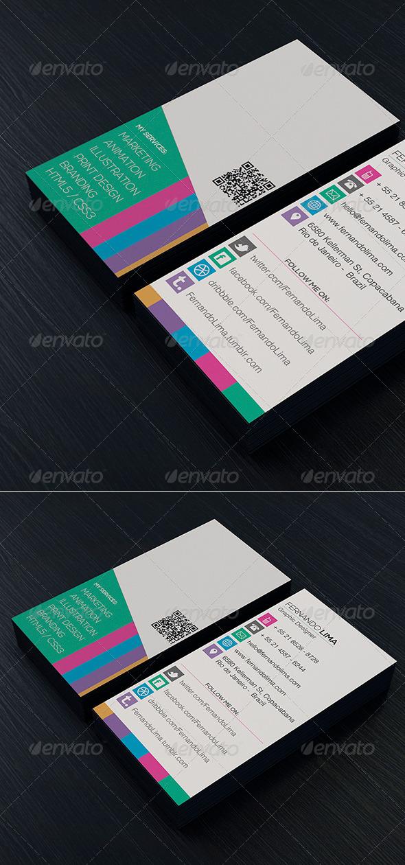 Creative Designer Business Card Vol. 02 - Creative Business Cards