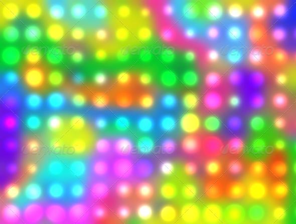 Defocus light - Backgrounds Decorative