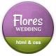 Flores - Elegant Wedding Template Nulled