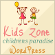 Kids Zone - Children WordPress
