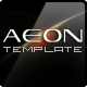 AEON Futuristic Template for Joomla! Nulled