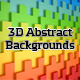 Abstract 3D Background - GraphicRiver Item for Sale