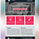 Web Proposal A4 Flyer Template - GraphicRiver Item for Sale