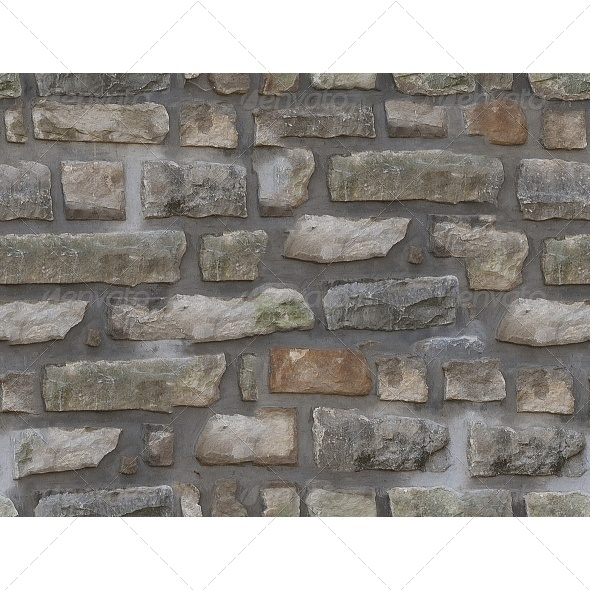 Tileable Stone Wall Texture - Stone Textures