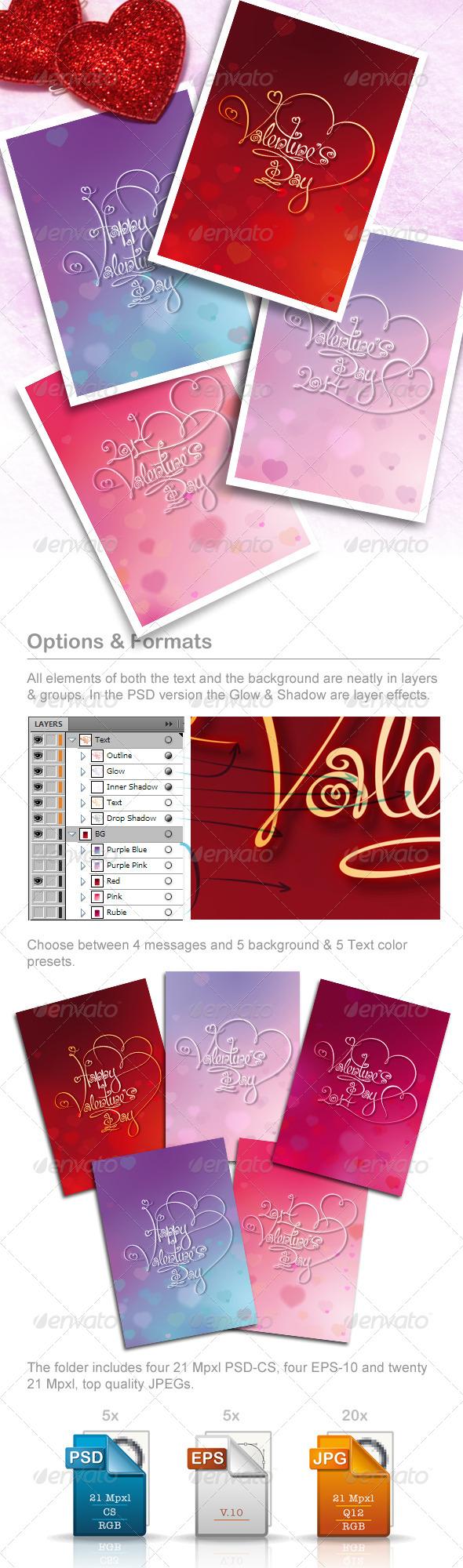Valentines Card - Valentines Seasons/Holidays