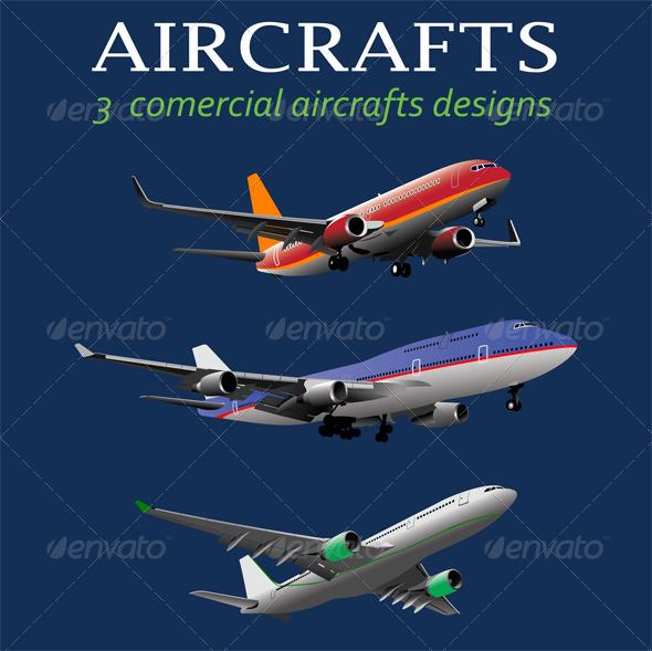 Aircrafts  - Travel Conceptual
