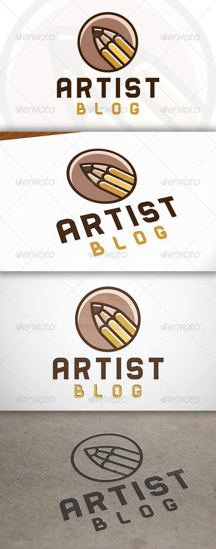 Pencil Logo - Objects Logo Templates