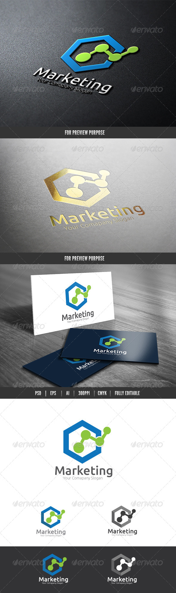 Marketing - Vector Abstract