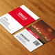 Corporate Business Card AN0220 - GraphicRiver Item for Sale
