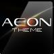AEON Futuristic Theme For WordPress Nulled
