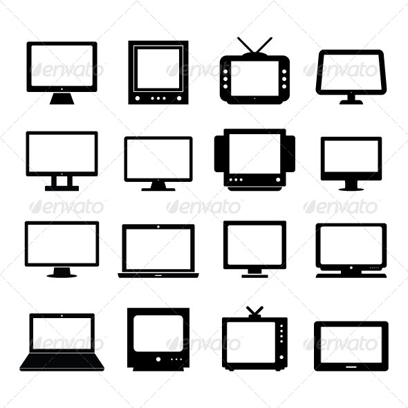 Monitors - Technology Conceptual