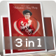 Valentine's Day Party Flyer Bundle Pack - GraphicRiver Item for Sale