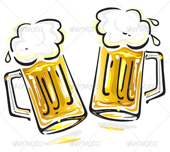 Beer - Web Elements Vectors