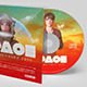 Space CD Artwork Template - GraphicRiver Item for Sale