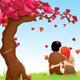Valentine Vector Illustration - GraphicRiver Item for Sale