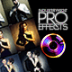 Pro Effects Photoshop Actions - GraphicRiver Item for Sale