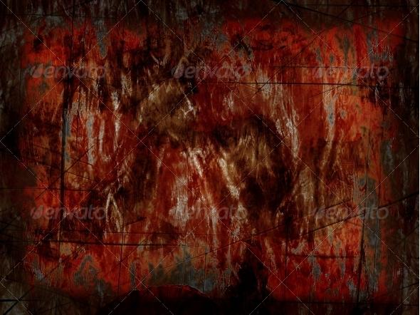 Grunge background - Industrial / Grunge Textures