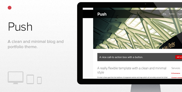 Push WordPress - Corporate WordPress