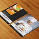 Chef Business Card AN0225 - GraphicRiver Item for Sale