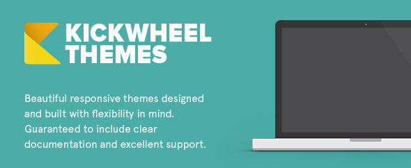 Kickwheel themes profile banner