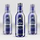 Aluminum Bottle 330ml Mock Up - GraphicRiver Item for Sale