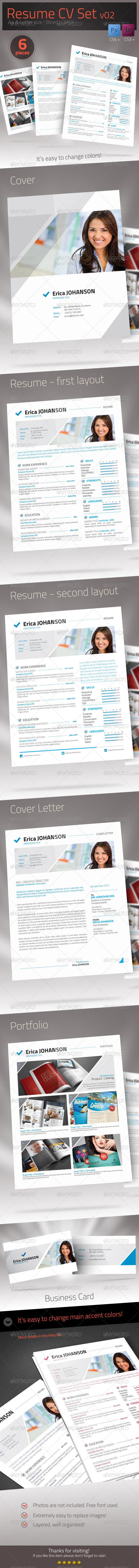 Resume CV - Resumes Stationery