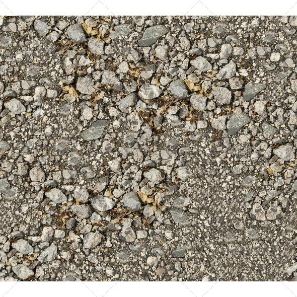 Tileable Fissured Concrete Texture - Concrete Textures